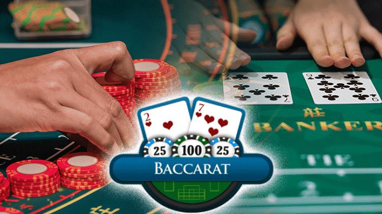 Bermain Live Baccarat Online